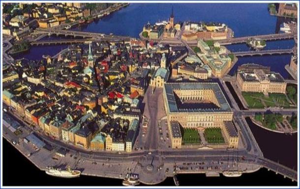 BoligBytte til,Sweden,Stockholm, 30k, NW,Stockholm- the venice of the north royal castle