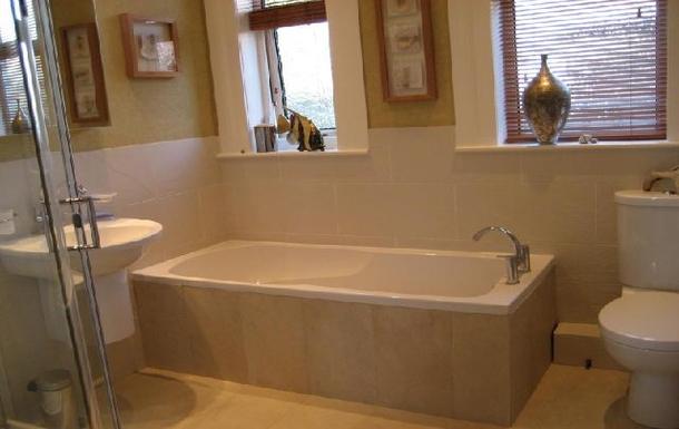 BoligBytte til,United Kingdom,Edinburgh,Main bathroom (also has a large walk in shower to