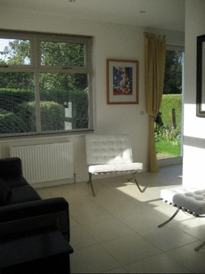 BoligBytte til,United Kingdom,Edinburgh,Sun room attached to the kitchen and dining areas