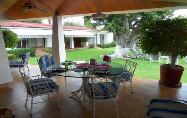 Wohnungstausch in Mexiko,Cuernavaca, Mor.,Mexico - Cuernavaca, 5m,  - Holiday home,Home Exchange Listing Image
