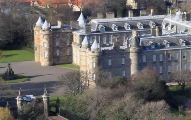 BoligBytte til,United Kingdom,Edinburgh centre,Holyrood Palace