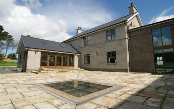 Échange de maison en Royaume-Uni,Belfast, Northern Ireland,New house in countryside,Echange de maison, photos du bien