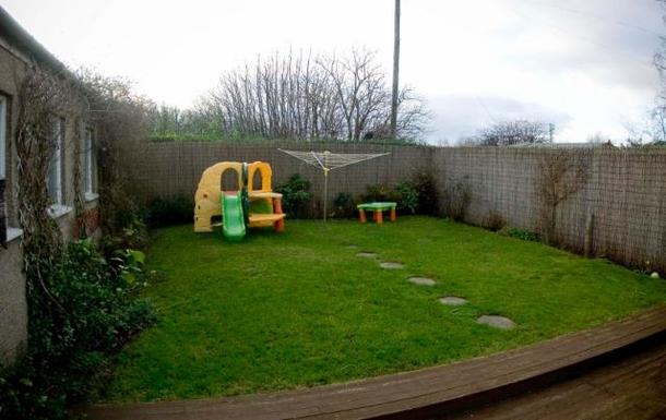 BoligBytte til,United Kingdom,Edinburgh, 2m, S,Back garden