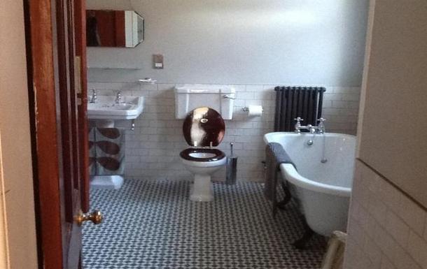 BoligBytte til,United Kingdom,Edinburgh, 2m, S,Our newly decorated Victorian bathroom for a bit o