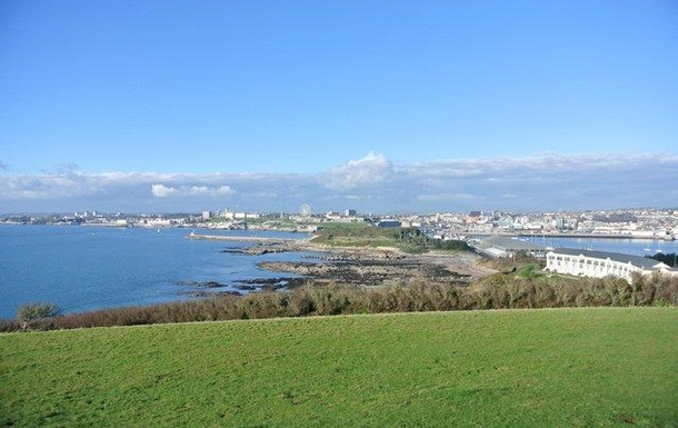 Home exchange in,United Kingdom,Plymouth,View from one of our favourite walks