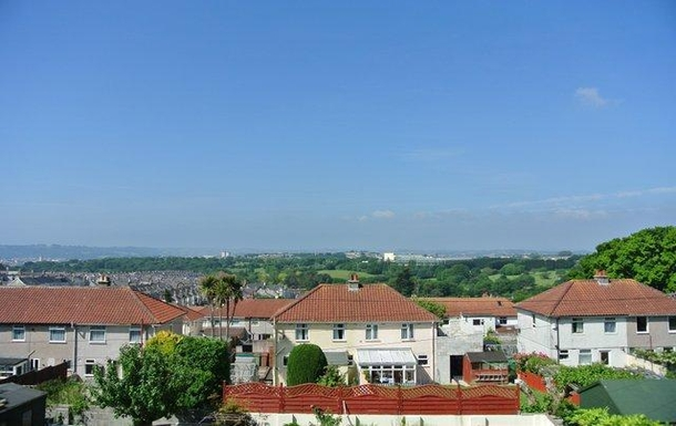 Home exchange in,United Kingdom,Plymouth,View from one of our bedrooms