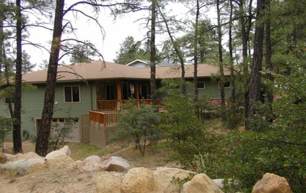 Home exchange in United States,Prescott, Arizona,Prescott-Comfortable Home in the Pines,Home Exchange  Holiday Listing Image