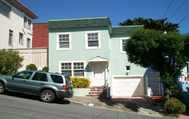 Huizenruil in  Verenigde Staten,San Francisco, California,USA - San Francisco - House,Home Exchange Listing Image