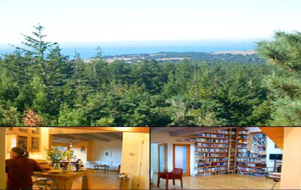 Home exchange country Verenigde Staten,Point Arena, CA,USA - Point Arena - House (1 floor),Home Exchange Listing Image