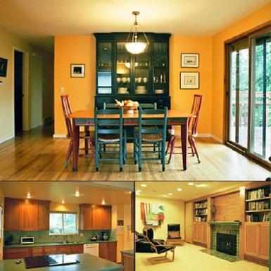 Home exchange country Verenigde Staten,Mercer Island, Washington,USA - Seattle, 5m, E - House (2 floors+),Home Exchange Listing Image