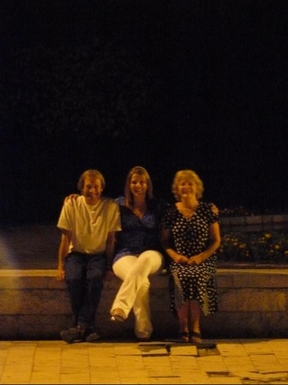 BoligBytte til,Montenegro,Risan,This is us with our youngest daughter