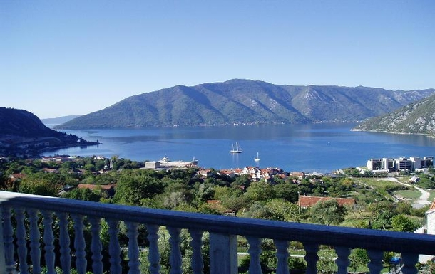 BoligBytte til,Montenegro,Risan,Another view from one of our balconies