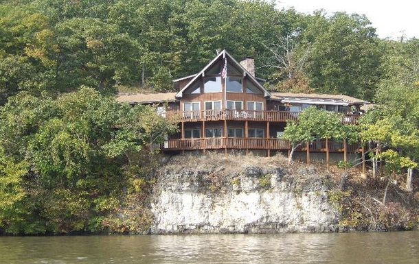 Scambi casa in: Stati Uniti,Lake of the Ozarks, Missouri,USA Lake of the Ozarks, Missouri,Immagine dell'inserzione per lo scambio di case
