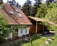 Home exchange in/Austria/Söding-St. Johann/entrance, adjoining building + carport