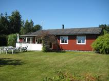 Home exchange in/Denmark/Hadsund/Our cosy summerhouse at the eastcoast of Jutland.