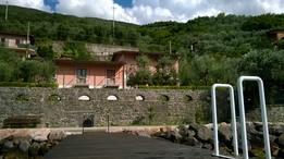 Scambi casa in:/Italy/BRENZONE SUL GARDA/LA CASA DAL PONTILE PRIVATO SUL LAGO