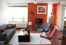 Wohnungstausch in/Netherlands/Utrecht/Living room