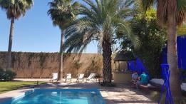BoligBytte til/Morocco/MARRAKECH/Côté piscine