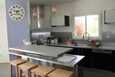 Home exchange in/France/pibrac/kitchen