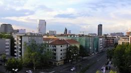País de intercambio de casas/Germany/Berlin/Charlottenburg center-at my feet