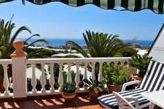 País de intercambio de casas/Spain/Torrox Park/view from the balcony