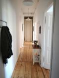 Wohnungstausch in/Germany/Berlin/Hallway