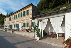 Home exchange country/Italy/massarosa/The house