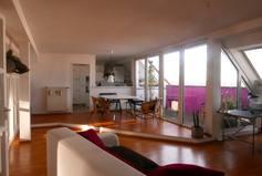 Home exchange in/Germany/Berlin/living room