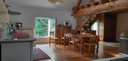 Home exchange country/France/CRECY LA CHAPELLE/piece a vivre de 50 m2 + chambre de 25 m2