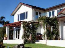 BoligBytte til/New Zealand/Warkworth/Our house at Sandspit