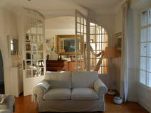 Home exchange in/France/Cannes/Music room