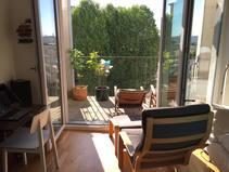 Échange de maison en/Germany/Frankfurt/West-Balcony