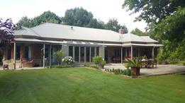 Koduvahetuse riik/New Zealand/Tauranga/House and garden