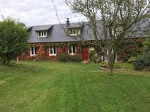 Wohnungstausch in/France/saint Pierre en Port/A cosy family home in Normandy !