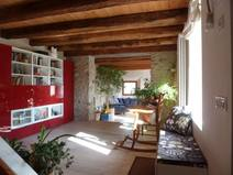 Home exchange in/Italy/belluno/The living room