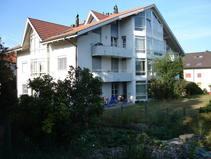 Home exchange in/Switzerland/Cordast/Building