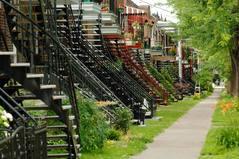 Huizenruil in /Canada/Montréal