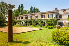 Home exchange in/Italy/Dolo