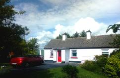 Home exchange country/Ireland/Charlestown/Cottage in peacful surroundings
