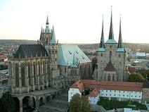 Kodinvaihdon maa/Germany/Erfurt