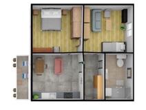 Home exchange in/Slovenia/Bohinjska Bistrica/Floor plan
