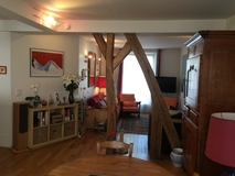 Wohnungstausch in/France/Paris/Living room