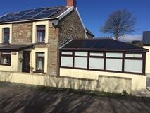 Home exchange in/United Kingdom/LLANELLI/Welsh cottage - front view