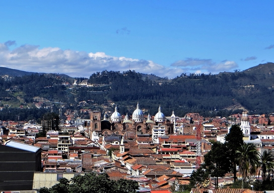 Home exchange in Équateur,Cuenca, Azuay,Modern Condo with Stunning City Views,Echange de maison, photo du bien