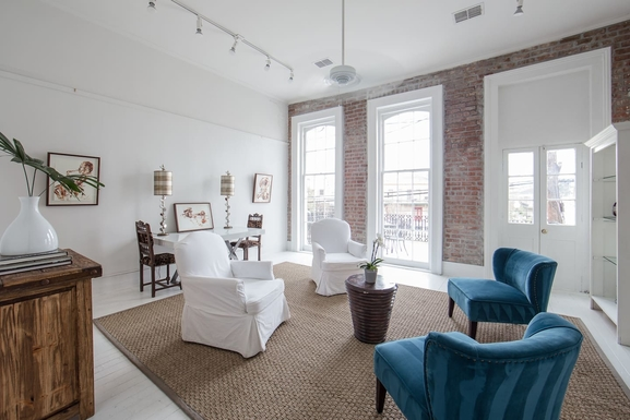 Home exchange country Amerika Birleşik Devletleri,New Orleans, LA,Loft at Magazine Street,Home Exchange Listing Image