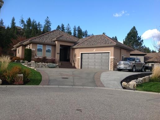 País de intercambio de casas Canadá,Kelowna, BC,Lovely home on golf course,Imagen de la casa de intercambio
