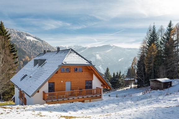 Scambi casa in: Austria,Bad Kleinkirchheim/St. Oswald, Kärnten,Dreamy apartments Austria,Immagine dell'inserzione per lo scambio di case