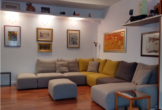 Home exchange in Italy,Roma, Lazio,Italy, Roma, Confortable apartment 135sqm,Home Exchange & House Swap Listing Image