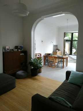Koduvahetuse riik Belgia,Brussels, Brussels,beautiful large house with garden in Brussels,Home Exchange Listing Image