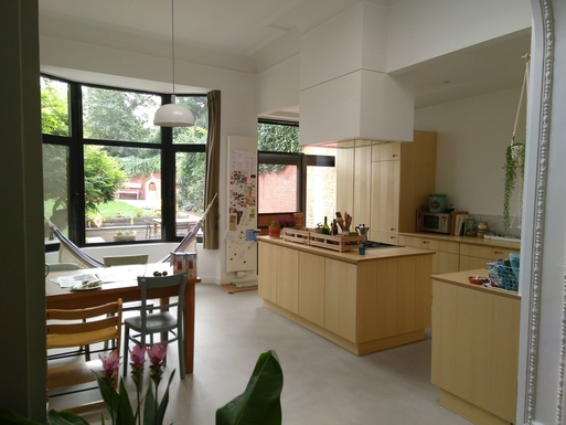 Home exchange in Belgium,Brussels, Brussels,beautiful large house with garden in Brussels,Home Exchange  Holiday Listing Image